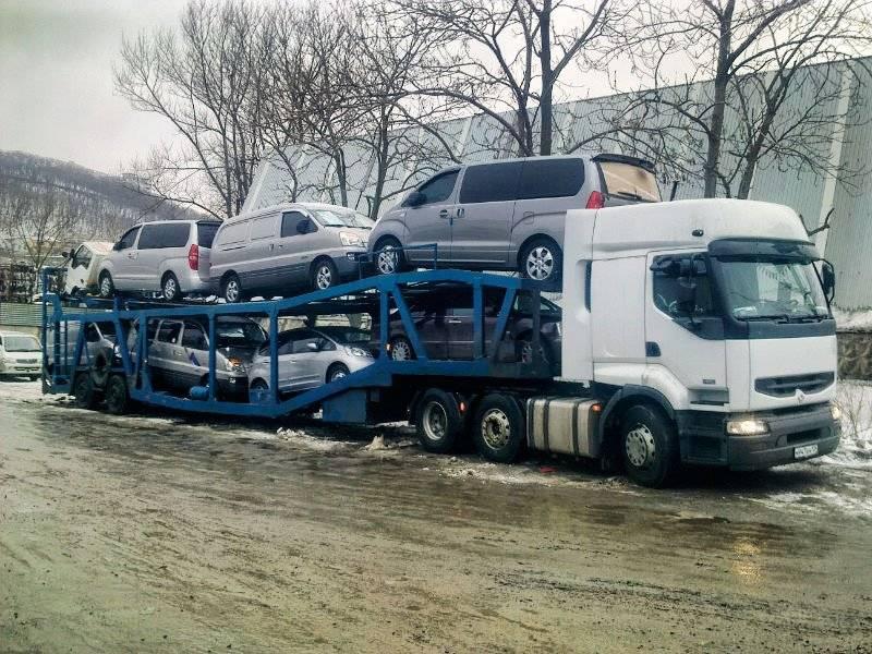 доставка авто из владивостока в красноярска фото