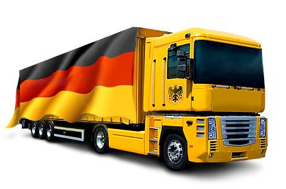 перевозка грузов в россию из германии фото