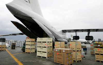 доставка грузов из китая от русдилетранс фото